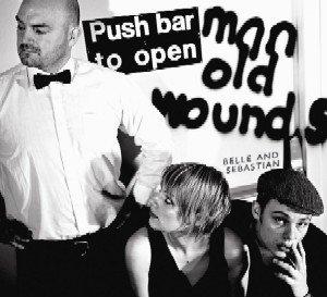 Push Barman